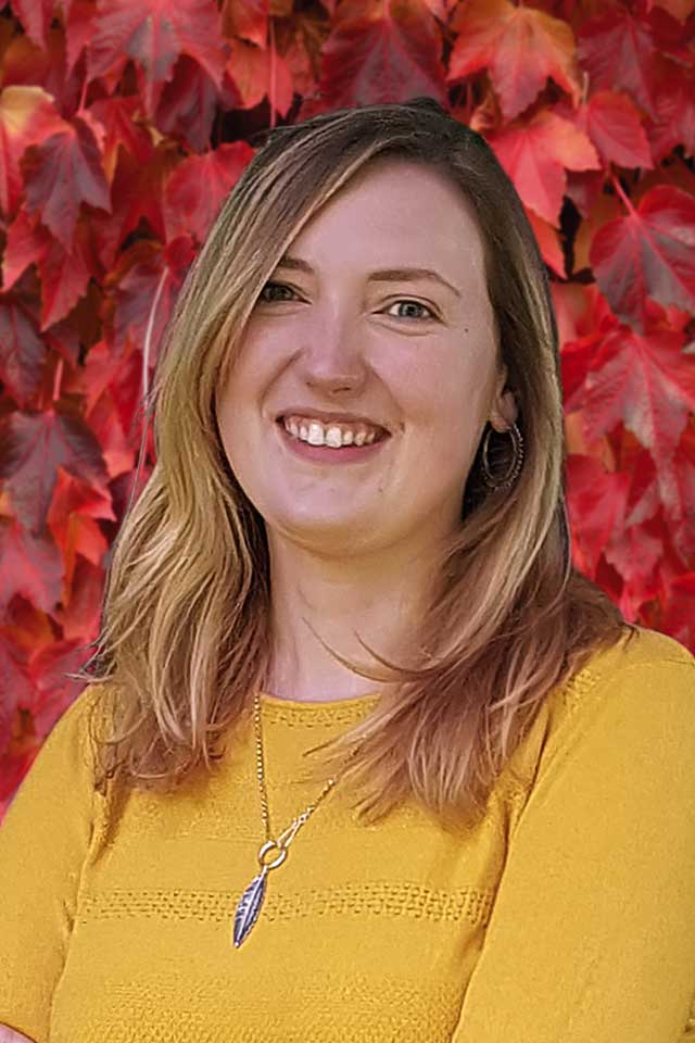 Jess Palfreyman, Administration Officer, Membership