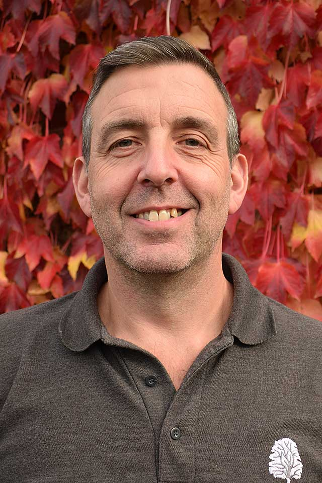Paul Smith, Technical Officer of the Arboricultural Association