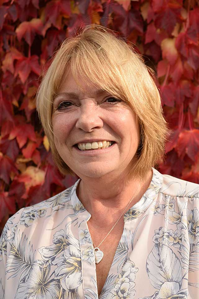 Jane Stuart,  Administration Assistant