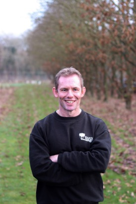 Image 3: Dr Glynn Percival, Head of Research for Bartlett Tree Research Laboratory at Reading University.