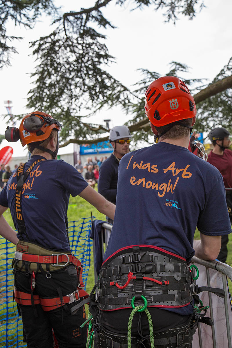 3ATC at the AA ARB Show 2016 at Westonbirt, The National Arboretum