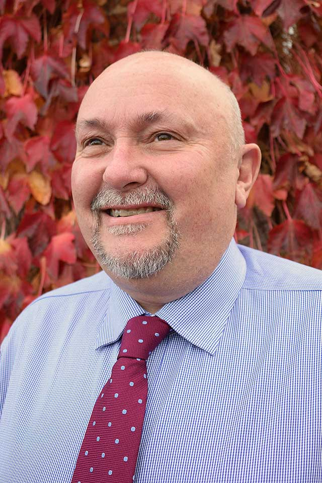 Stewart Wardrop, Chief Executive, The Arboricultural Association