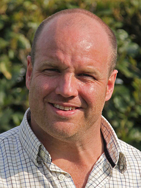 Jaime Bray, Chairman of the Arboricultural Association