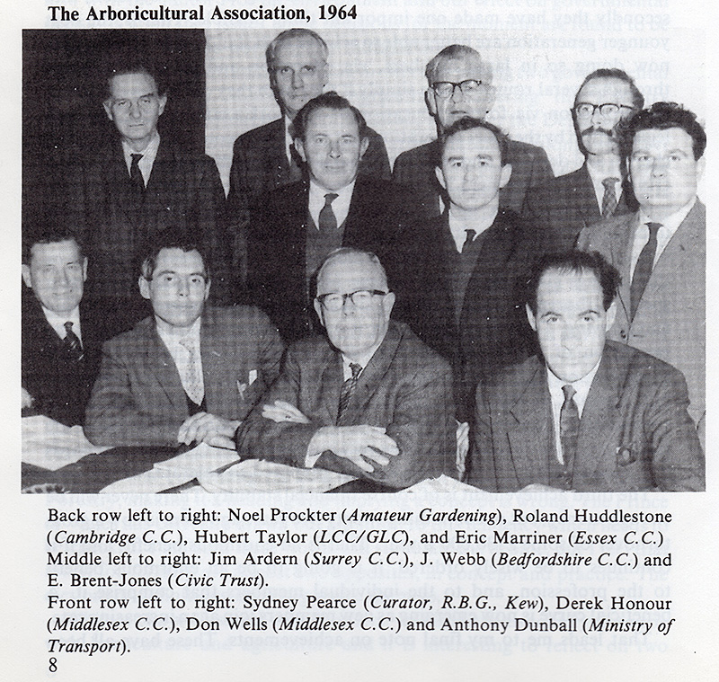 AA Founders in 1964