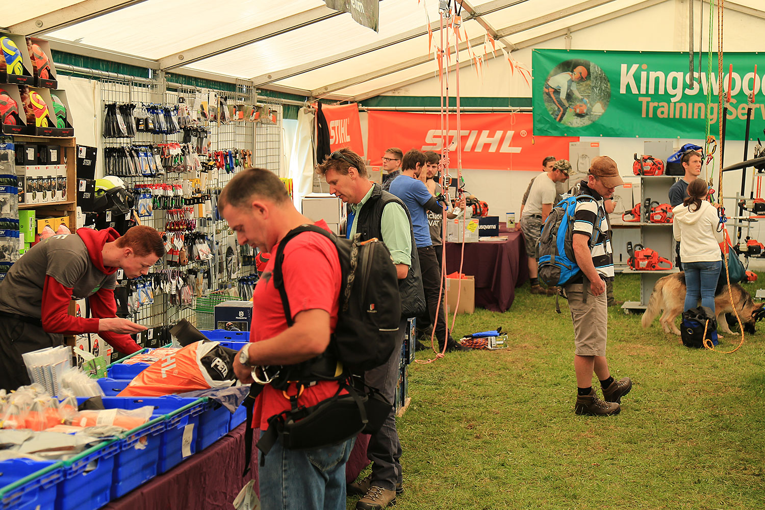 Come and get all you need that's ARB related. All your gear and equipment – all in one convenient location
