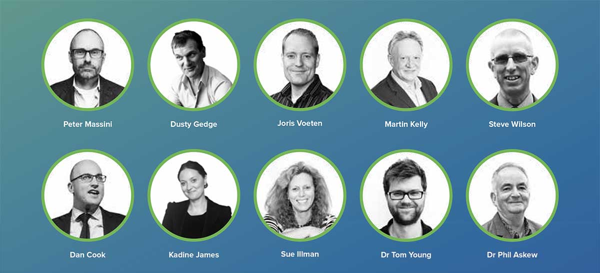 The Polypipe InfraGreen Conference Speakers