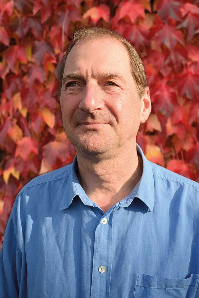 Simon Richmond, Senior Technical Officer of the Arboricultural Association