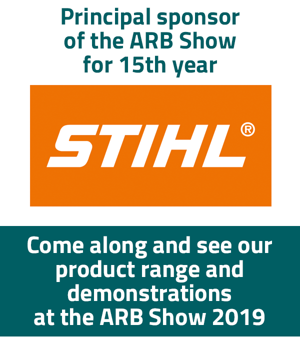 STIHL main sponsor of the ARB Show 2019