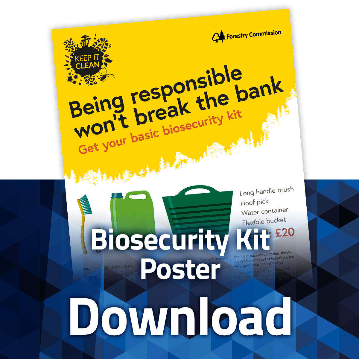 Download the Biosecurity Kit Poster