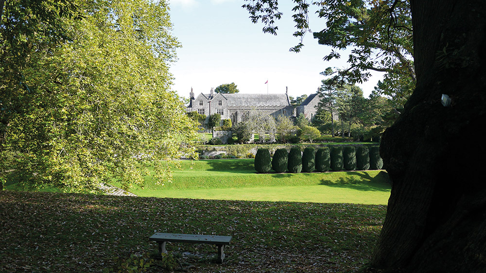 Dartington Hall Grounds