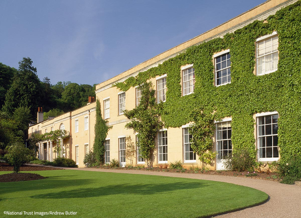 Killerton Estate – ©National Trust Images/Andrew Butler