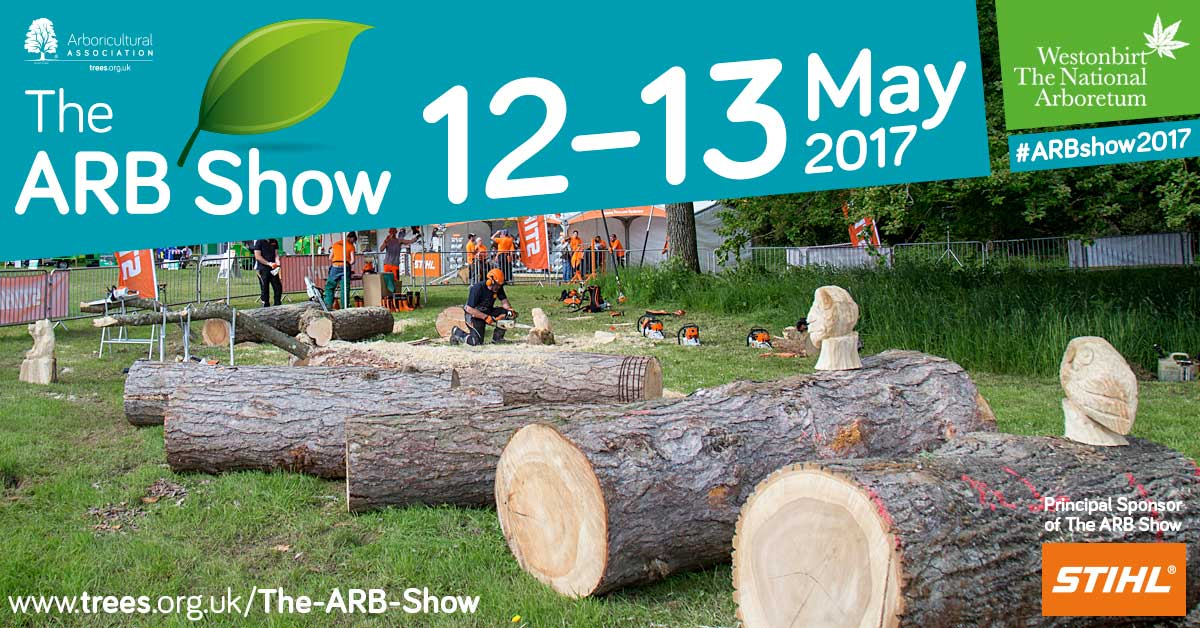 Wood sculpture demonstrations at the ARB Show