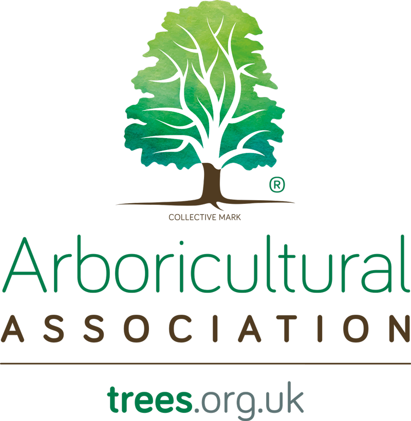 The Arboriculture Association (AA) logo