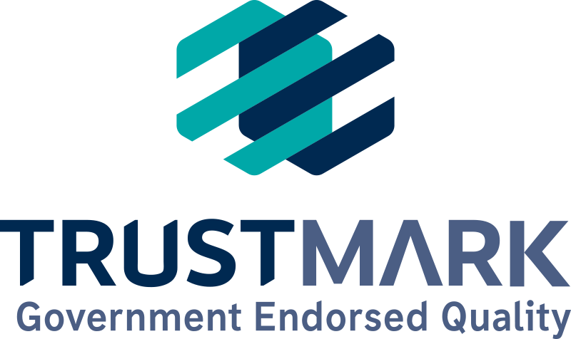 TrustMark Logo for tradesmen who are endorsed by the government