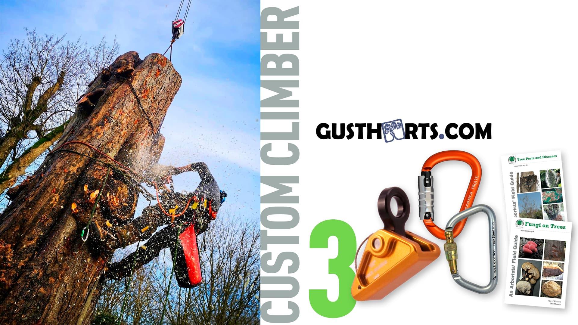 Custom Climber came 3rd in #ARBatWork 2021
