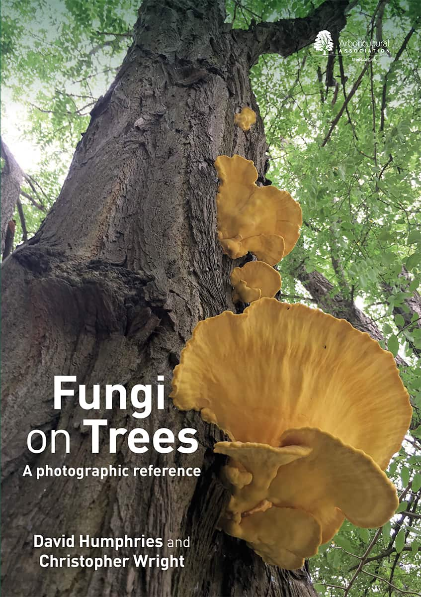 Fungi on Trees: A photographic reference (Pre-order) by David Humphries and Christopher Wright