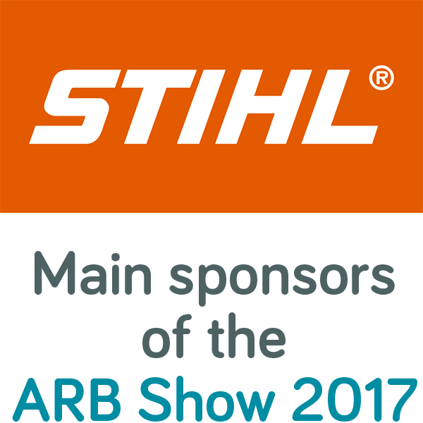STIHL main sponsors of the ARB Show 2017