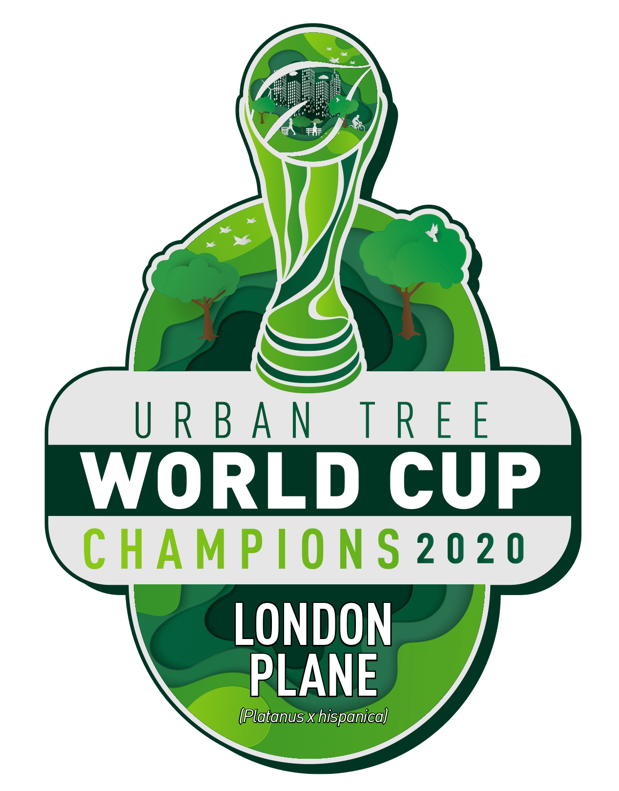 Urban Tree World Cup 2020 – Winner – London plane