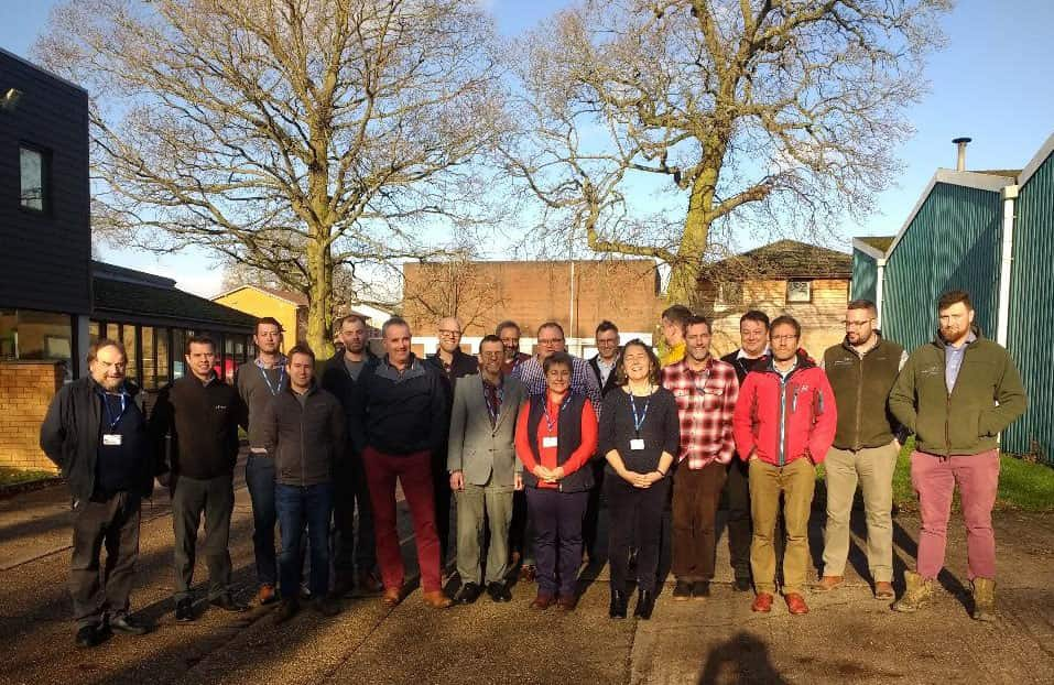 The Arboriculture, Forestry, Horticulture and Landscape Apprenticeship Group