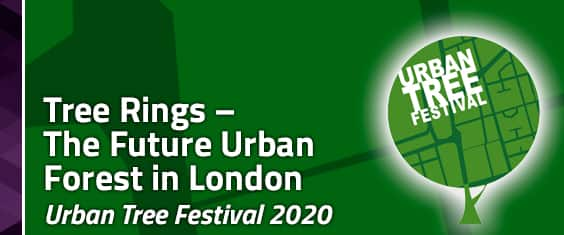 Tree Rings - The Future Urban Forest in London