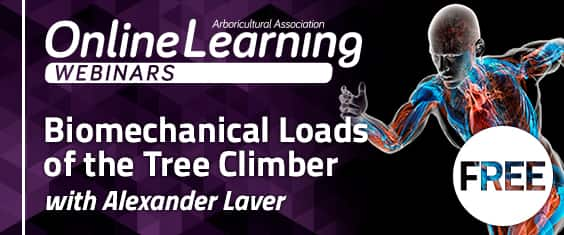 Biomechanical Loads of the Tree Climber with Alexander Laver
