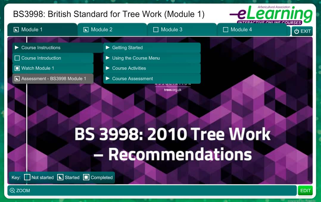 BS3998 Screenshot